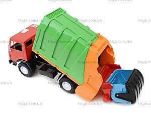 Детский грузовик «Мусоросборная машина», 273, игрушки