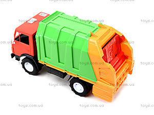 Детский грузовик «Мусоросборная машина», 273, магазин игрушек