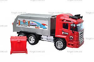 Детский грузовик «Мусоровоз», BB706-1A, фото