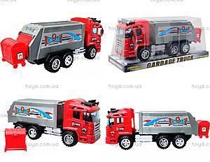 Детский грузовик «Мусоровоз», BB706-1A