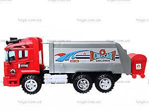 Детский грузовик «Мусоровоз», BB706-1A, отзывы