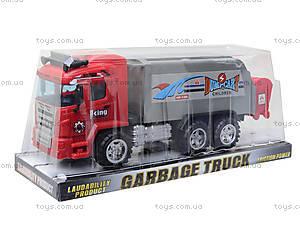 Детский грузовик «Мусоровоз», BB706-1A, цена