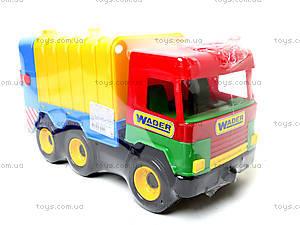 Мусоровоз Middle truck, 39224, отзывы