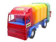 Детская машина-мусоровоз Mini truck, 39211