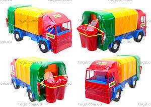 Детская машина-мусоровоз Mini truck, 39211, фото