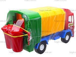 Детская машина-мусоровоз Mini truck, 39211, отзывы