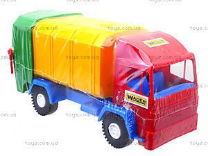 Детская машина-мусоровоз Mini truck, 39211, цена