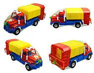 Машина мусоровоз К-Мах , 765, отзывы