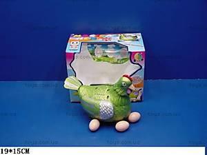 Музыкальная игрушка для детей «Курочка», 939A
