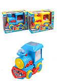Музыкальный паровозик «Train», QS148(1576290), отзывы