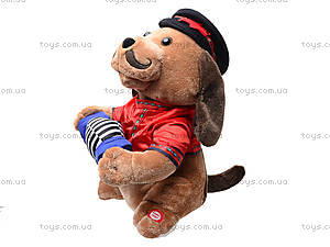 Музыкальная игрушка «Пёс с гармошкой», CL1609A, фото