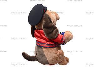 Музыкальная игрушка «Пёс с гармошкой», CL1609A, игрушки