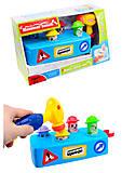 Музыкальная детская игрушка «Молоточек и скамья», 589, фото