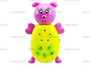 Музыкальная игрушка для детей, 6689-3, купить