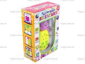 Музыкальная игрушка для детей, 6689-3, фото