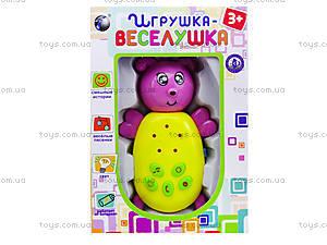 Музыкальная игрушка для детей, 6689-3, цена
