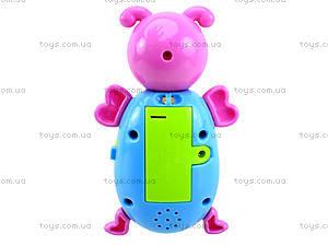 Музыкальная игрушка для детей, 6689-3, игрушки