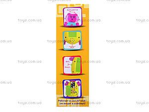Музыкальная игрушка-веселушка «Уточка», 6689-1, цена