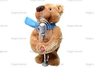 Интерактивная игрушка «Артист - медведь», CL1600B, цена
