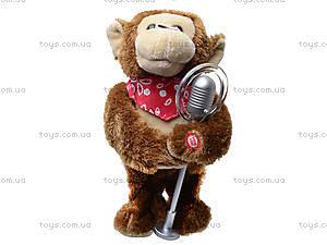 Музыкальная игрушка «Артист - обезьяна», CL1600C, отзывы