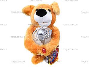 Детская интерактивная игрушка «Артист-собака», CL1600A, игрушки