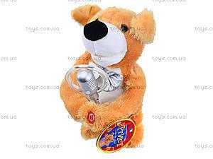 Детская интерактивная игрушка «Артист-собака», CL1600A, детские игрушки