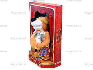 Детская интерактивная игрушка «Артист-собака», CL1600A, магазин игрушек