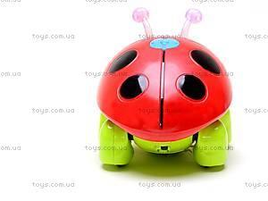 Музыкальная игрушка «Счастливый жучок», 0910, игрушки