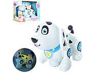 Музыкальная собака-робот, со светом, 696-25, отзывы