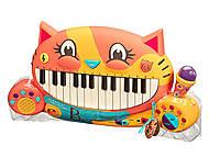 Музыкальная детская игрушка «Котофон», BX1025Z, toys.com.ua