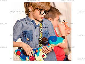 Детская музыкальная игрушка «Пес-гитарист», BX1206Z, цена
