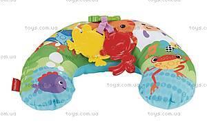 Массажная подушка для игры на животике «Тропические друзья», CDR52, купить