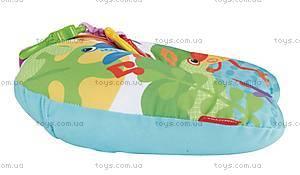 Массажная подушка для игры на животике «Тропические друзья», CDR52, фото