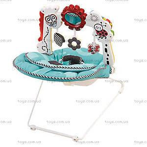 Музыкальное массажное кресло Fisher-Price «Растем вместе», BFB14, фото