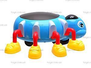 Музыкальная 3D игрушка «Паучок», JH-963, купить