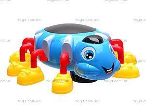 Музыкальная 3D игрушка «Паучок», JH-963, фото