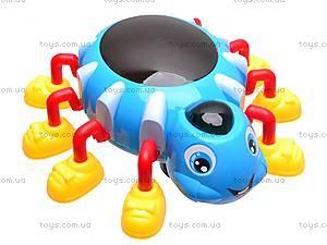 Музыкальная 3D игрушка «Паучок», JH-963, отзывы