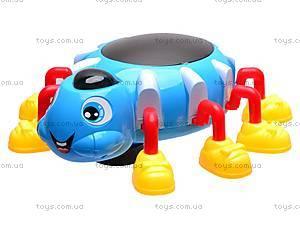 Музыкальная 3D игрушка «Паучок», JH-963