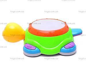Музыкальная черепаха-барабан, 9031, купить