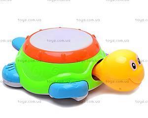 Музыкальная черепаха-барабан, 9031, фото
