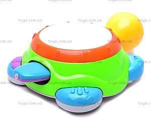 Музыкальная черепаха-барабан, 9031, цена