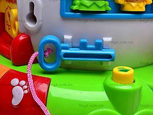 Музыкальная детская игрушка «Дом-гриб», 2208, отзывы
