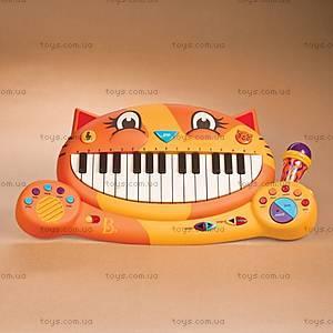 Музыкальная детская игрушка «Котофон», BX1025Z, купить