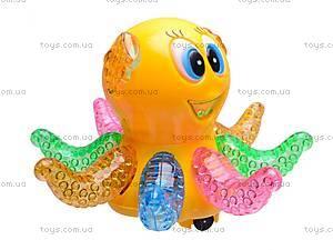 Музыкальная детская игрушка «Осьминог», 803, купить