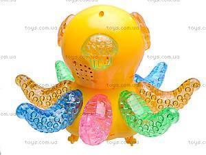 Музыкальная детская игрушка «Осьминог», 803, отзывы