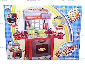 Музыкальная детская кухня, 008-55A, цена