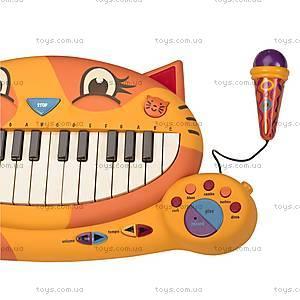 Музыкальная детская игрушка «Котофон», BX1025Z, фото