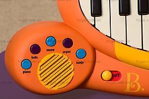 Музыкальная детская игрушка «Котофон», BX1025Z, отзывы