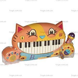Музыкальная детская игрушка «Котофон», BX1025Z, цена