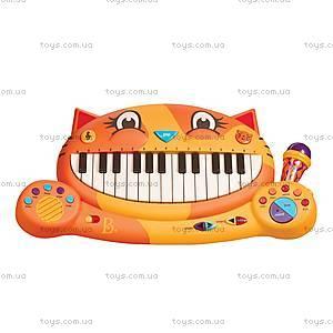 Музыкальная детская игрушка «Котофон», BX1025Z